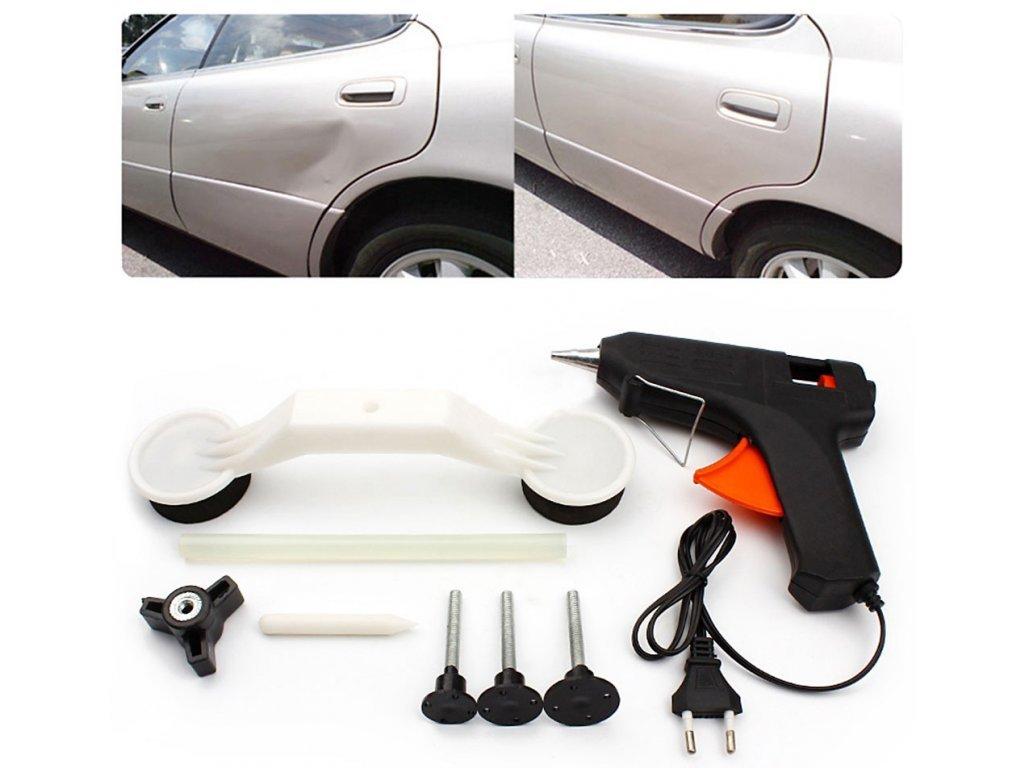 Set na opravu promáčklin karosérie na aute