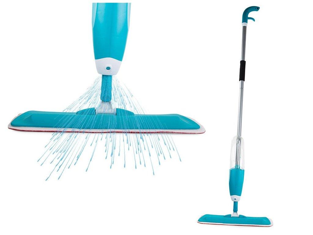 eng pl Flat Mop With Spray Microfiber Spray 1304 1 3