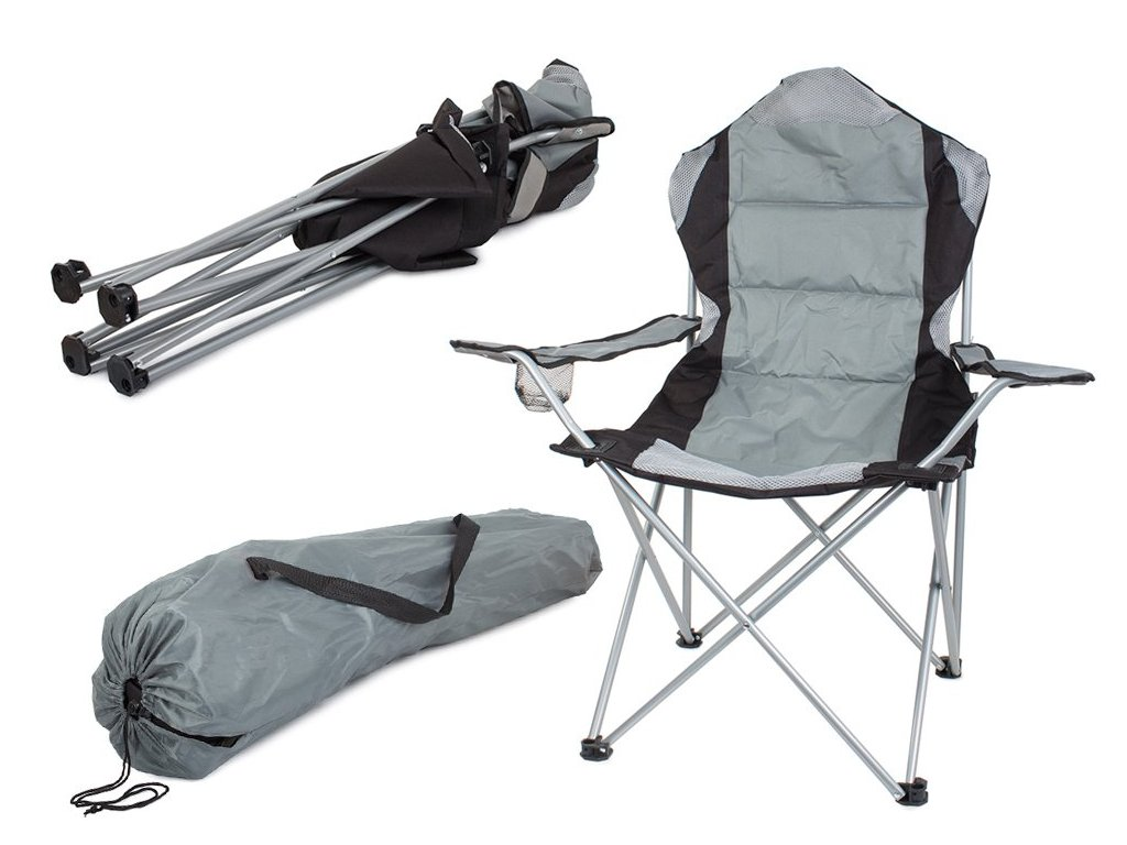 eng pl Folding Fishing Chair Tourist Cover 1605 2 3