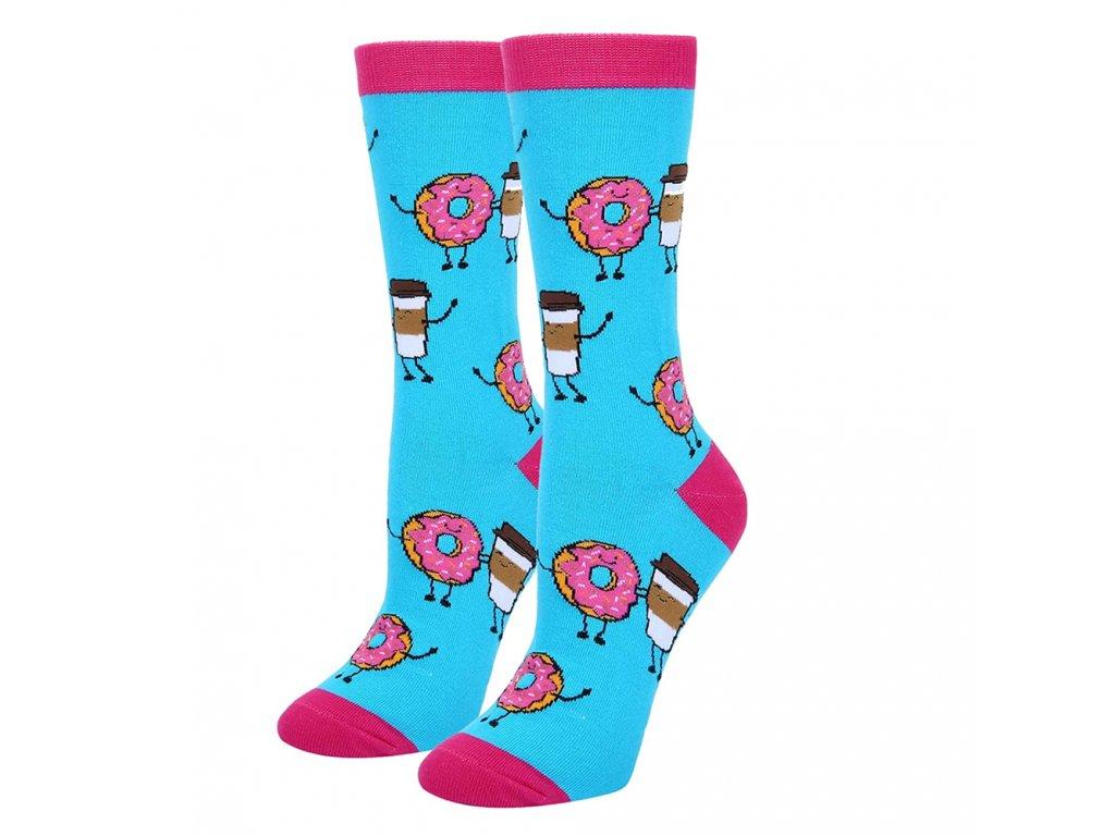 0041335 barevne ponozky sladkosti