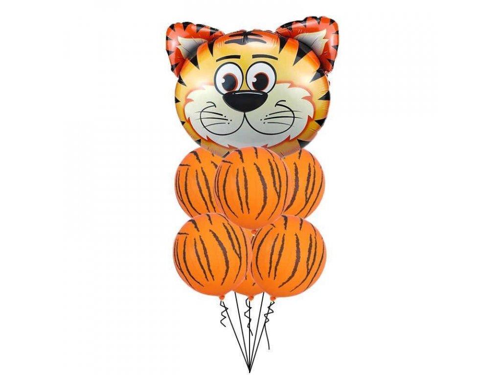 0043248 vesele balonky tygr