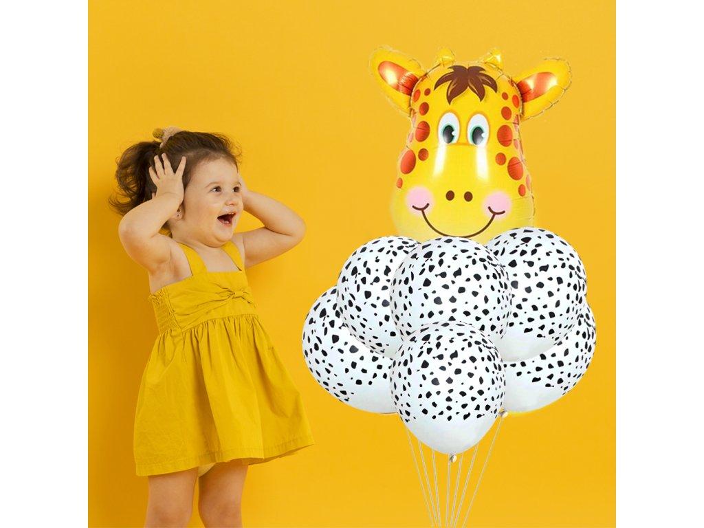 0043325 vesele balonky zirafa