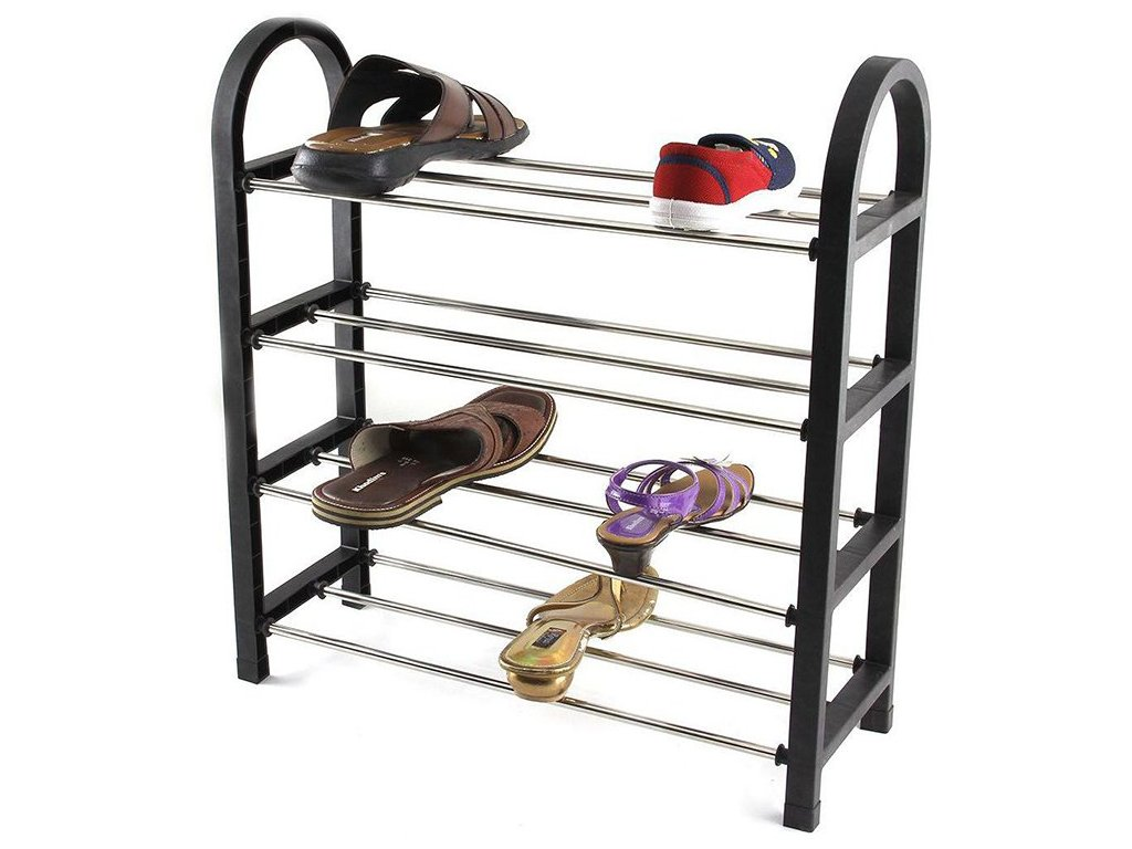 eng pl Shoe Shelf Footwear Organizer Cabinet Stand Bookcase 1909 2 3