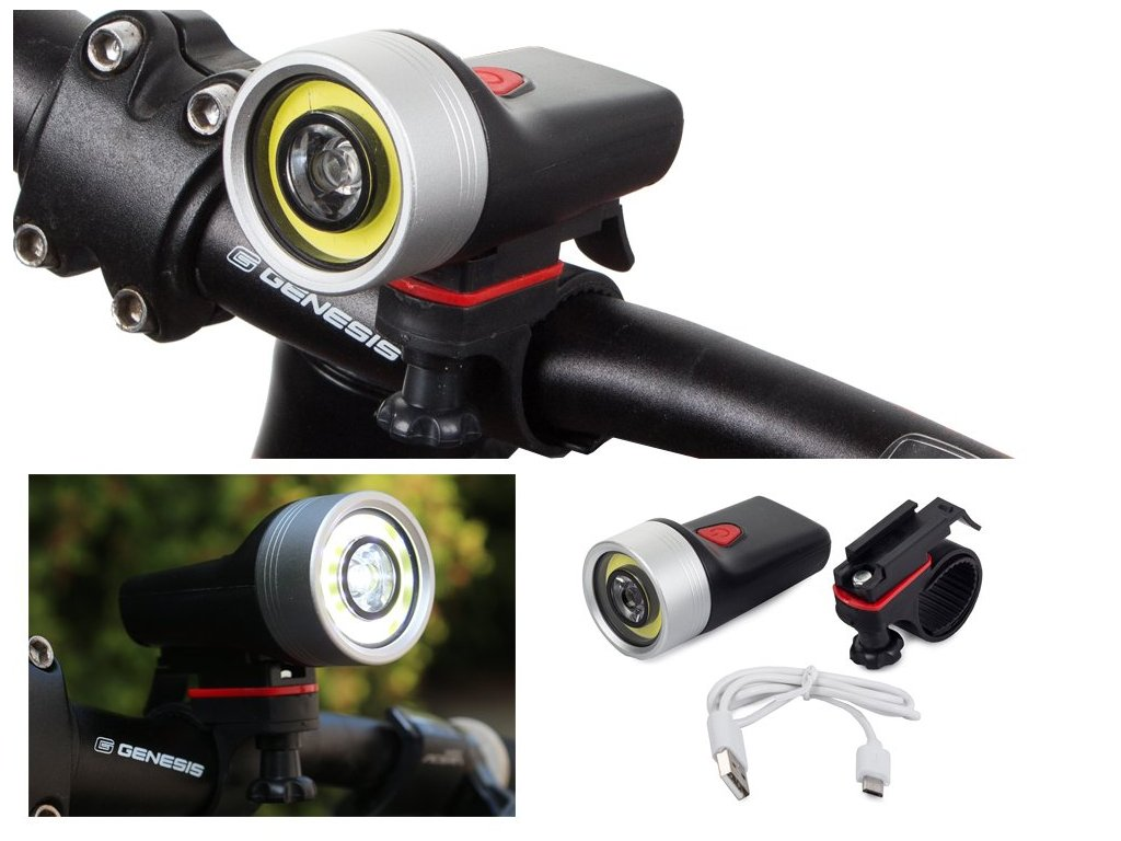 eng pl Usb Bicycle Front Lamp 4 Modes 1480 3 3