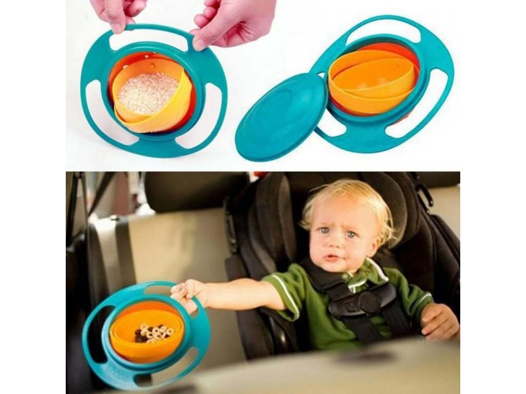 1PC 2015 New Arrival Hot Sales New Children Kid Baby Toy Universal 360 Rotate Spill Proof 1
