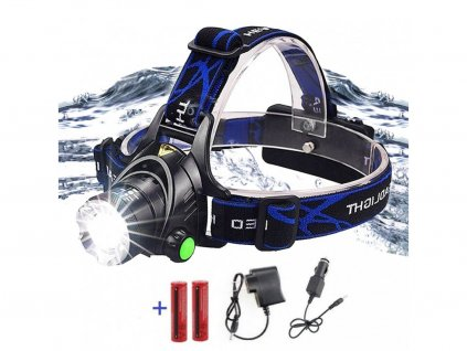 17724 1 0 super bright led headlamp fishing lamp headlight zoomable 3 lighting modes used for adventure camping hunting