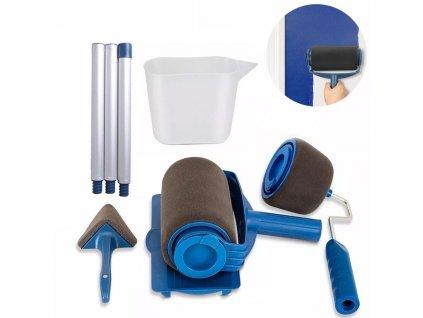 kit rodillos recargable paint roller 8 piezas 94029 fernapet D NQ NP 810090 MLC27998097639 082018 F