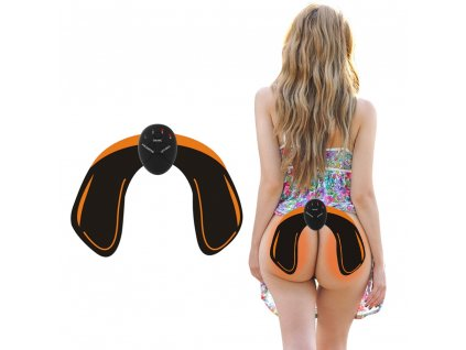 Hip Trainer Ass Builder Buttock Tighter Lifter Fitness Weight Loss Body Slimming Massage Electric Vibration Muscle 1
