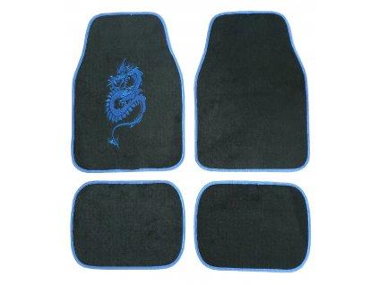 koberce modre