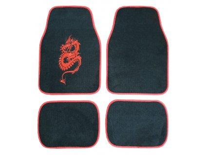 koberce cervene