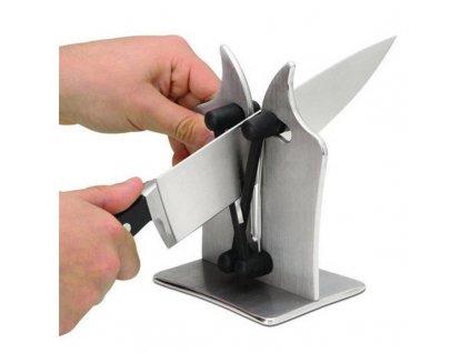 Durable stainless steel kitchen sharpener new home millstone kitchen knife accessories 1