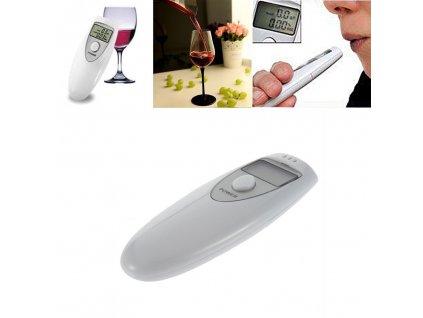 Digitálny alkohol tester - merací prístroj alkoholu CSP-1697