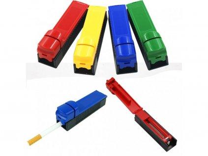 102800 5 0 manual cigarette tube rolling machine tobacco roller maker random color manual cigarette tube rollingw5
