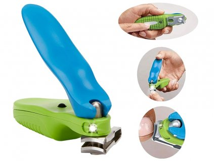 eng pl LED nail clippers clippers 1569 1 3