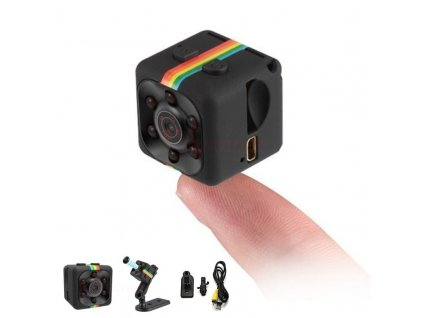0 FANGTUOSI sq11 Mini Camera HD 1080P Sensor Night Vision Camcorder Motion DVR Micro Camera Sport DV (1)