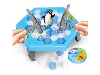 107096 stolni hra penguin trap