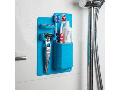0064323 drzak hygienickych potreb modra
