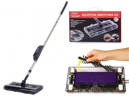 eng pl Hand held Vacuum Cleaner Electric Brush Kasia Kaska 1014 1 3