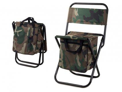 eng pl Tourist Fishing Chair Folding Camo Bag 81 1 3