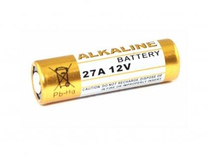 109670 1 baterie alkalicka tuzkova do dalkovych ovladacu 12v 27a