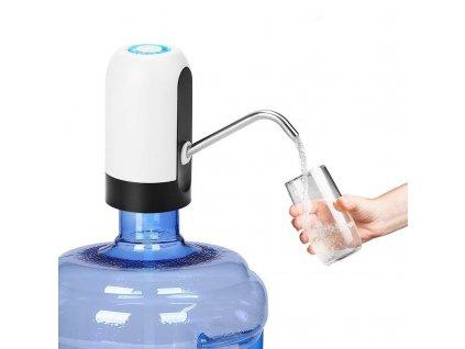 Automatický doplňovateľný dávkovač vody
