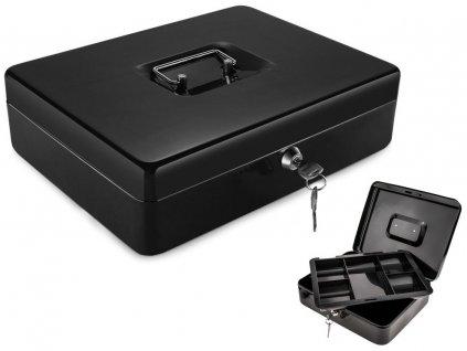 eng pl Metal casket for money safe key 30cm 2033 1 3