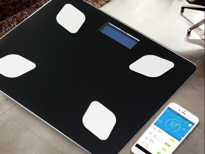 eng pl Analytical Bathroom Scale Bluetooth 180kg Glass 2010 4 3
