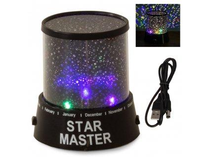 eng pl Star projector night light sky star master 2629 1