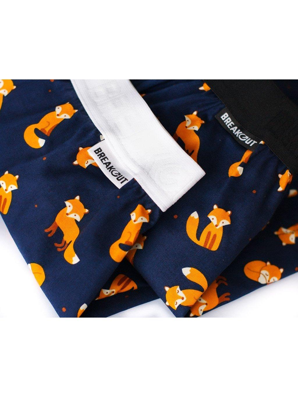 trenyrky pro par lisky fox