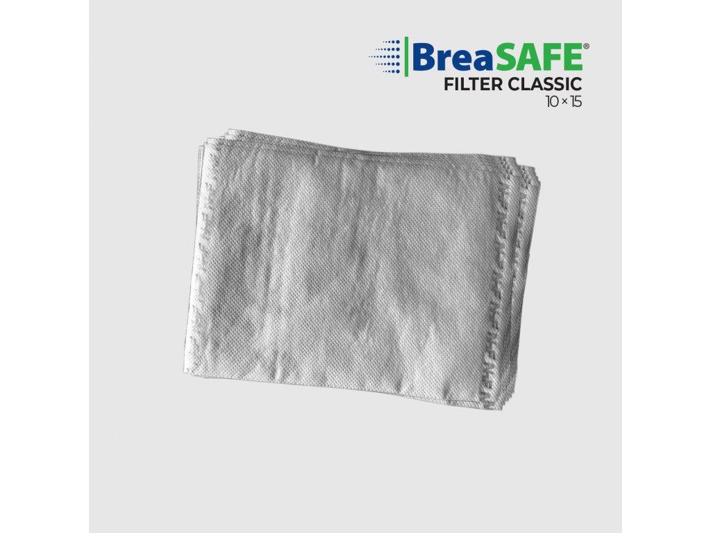 BreaSAFE FILTR CLASSIC 10x15