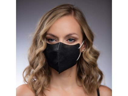 BreaSAFE foto SQ 0000 COMM MASK woman cerna