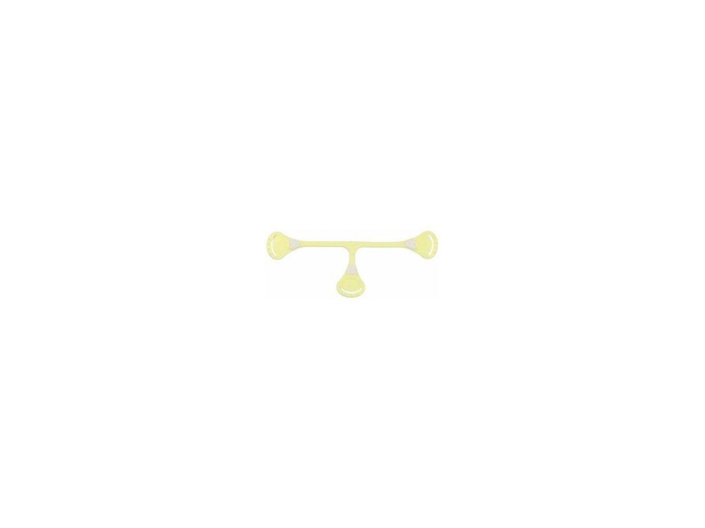 Snappi sponka - Světle žlutá