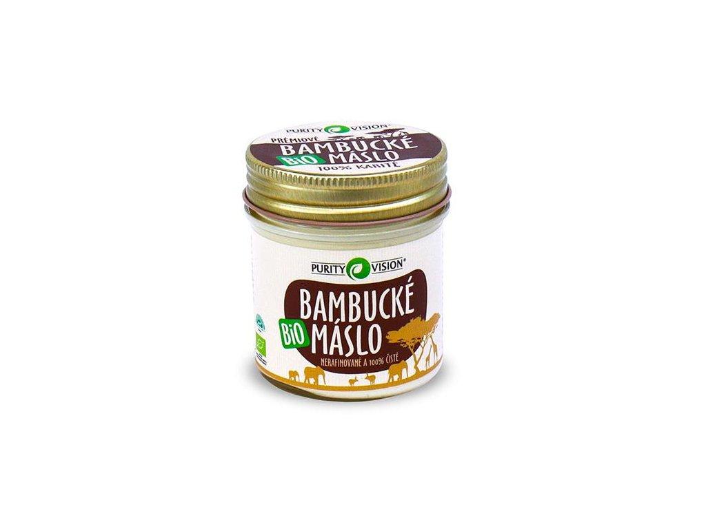 Bambucké máslo 120ml