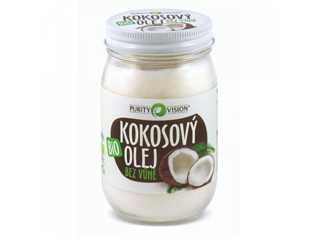 kokosovy olej bez vune 420ml z1