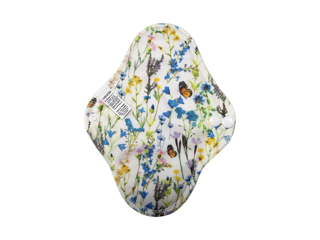 Slipovka Zvonečková rozkvetlá louka