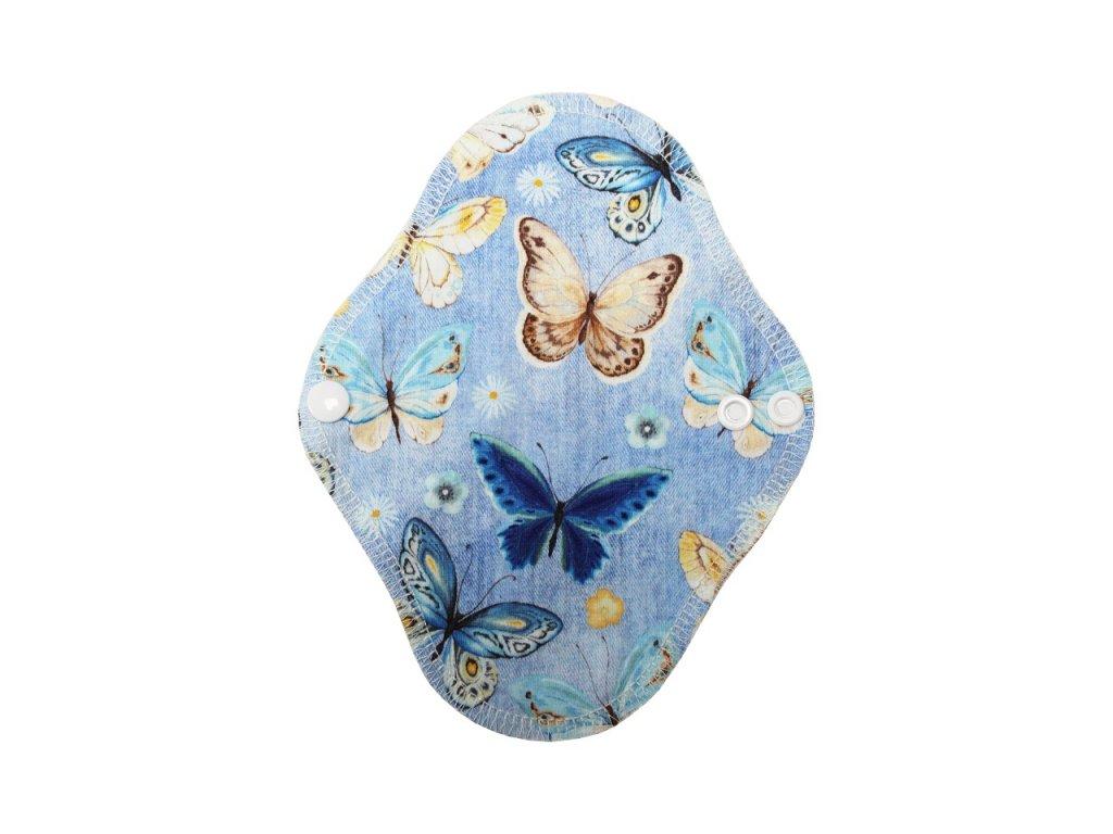 Intimka Džínoví motýli