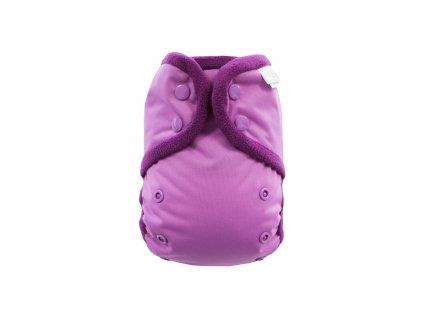 Fialové PAT, fialový fleece