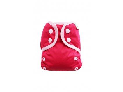 Růžové S PAT, sv.růžová gumička