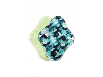 Slipovka PUL Kuličky modrozelené, zelený
