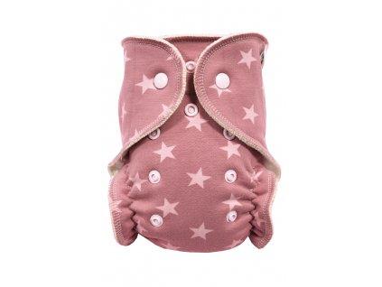 Hvězdičky růžové S PAT