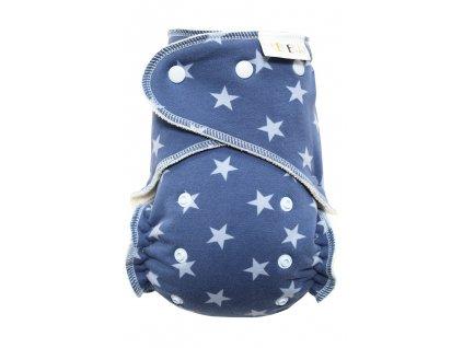 Hvězdičky modré PAT