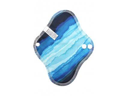 Slipovka Modrá laguna