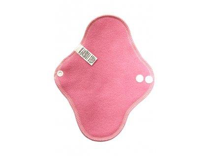 Slipovka fleece Růžová