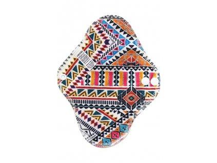 Slipovka Indiánské ornamenty