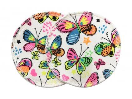 Prsní Motýlci
