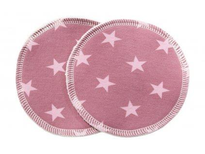 Prsní Hvězdičky růžové