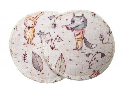 Prsní Vlk a přátelé