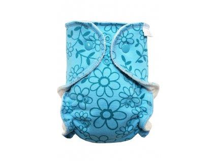 Modré kytičky S PAT