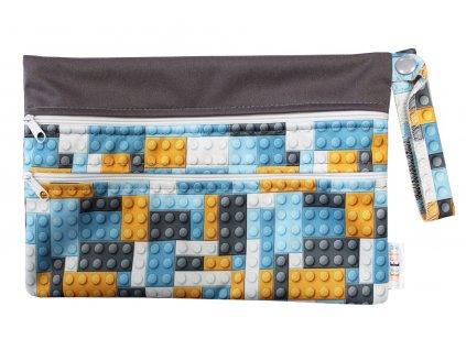 Dvoukomorový Lego XS