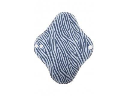 Denní Modrá zebra
